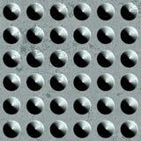 Gomme del metallo Fotografia Stock
