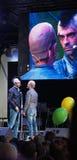 Gomorra 6 della parodia dei commedianti di Ross Neapolitan e di Gigi fotografia stock