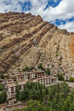 Gompa de Hemis, Ladakh, Jammu-et-Cachemire, Inde image stock