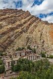Gompa de Hemis, Ladakh, Jammu y Cachemira, la India imagen de archivo
