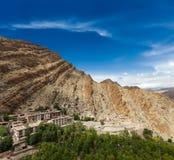 Gompa Hemis, Ladakh, Джамму и Кашмир, Индия Стоковое Изображение RF