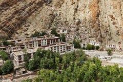 Gompa Hemis, Ladakh, Джамму и Кашмир, Индия Стоковое фото RF