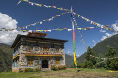 Gompa Stock Photography