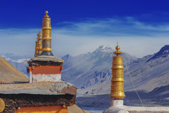 Gompa Stock Image