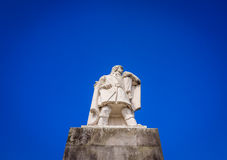 Goncalo Velho Cabral monument Stock Images