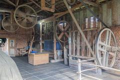 goncalves страны bento расквартировывают старую древесину Стоковые Изображения