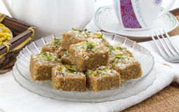 Gond pak sweet Stock Images