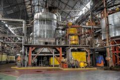 Колониальная фабрика сахара в Gondang Baru, Ява, Индонезии Стоковое Изображение RF