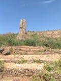 Gondar Äthiopien Lizenzfreies Stockfoto