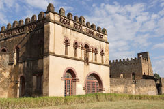 Gondar, Ethiopia, Africa Royalty Free Stock Photos