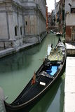 Gondel in Venedig Stockbilder
