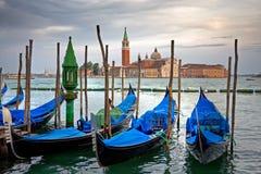 Gondel in Venetië Royalty-vrije Stock Fotografie