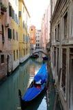 Gondel in Venetië Royalty-vrije Stock Afbeeldingen