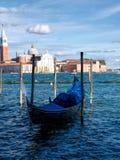Gondels in Venetië, Italië Royalty-vrije Stock Afbeelding