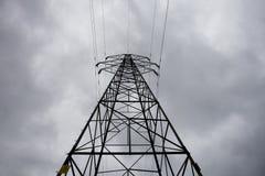 Gondelstiel - elektrisch stockfotos
