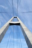 Gondelstielbrücke Lizenzfreie Stockbilder