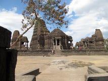 Gondeshwar-Tempel Lizenzfreies Stockfoto
