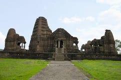 Gondeshwar-Tempel, Sinnar, nahe Nashik, Maharashtra, Indien lizenzfreie stockfotos