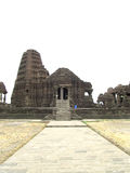 Gondeshwar Temple. Its photo of ancient Gondeshwar temple in India stock photos