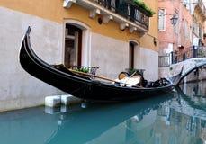 gondol Venedig arkivfoto