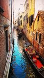 gondola royalty-vrije stock foto