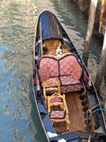 Gondola Fotografie Stock Libere da Diritti
