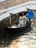 Gondola Fotografia Stock Libera da Diritti