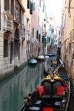 gondola Stock Foto