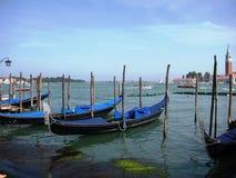 gondola Royalty-vrije Stock Afbeelding