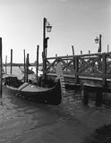 Gondola fotografia stock