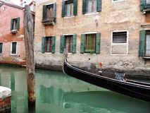 gondola Royalty-vrije Stock Afbeeldingen