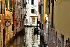gondola Royalty-vrije Stock Fotografie