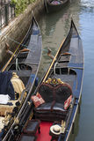 Gondola Boat on the Grand Canal, Venice Royalty Free Stock Image