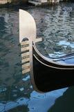 Gondola bow Royalty Free Stock Photography