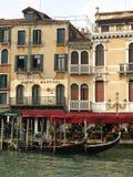 Gondola and Buildings Royalty Free Stock Photos