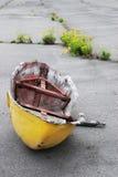 Gondola in Cernobyl area Royalty Free Stock Photography