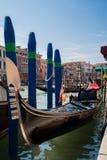 Gondola Close-up Royalty Free Stock Photo