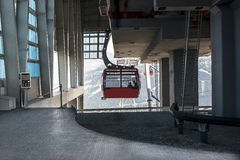 Gondola Departing Royalty Free Stock Photo
