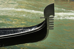 Gondola detail Stock Photos