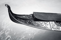 Gondola detail Royalty Free Stock Images