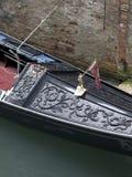 Gondola detail Stock Image