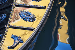Gondola detail Stock Photography