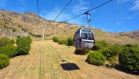 Gondola di Christchurch - Nuova Zelanda immagini stock