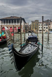 Gondola di Venezia Fotografie Stock Libere da Diritti