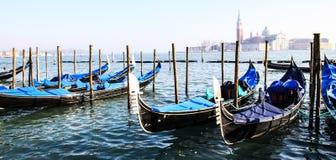 Gondola di Venices Fotografia Stock Libera da Diritti