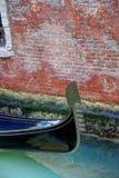 Gondola Ferro Royalty Free Stock Photo