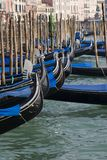 Gondola frm Venice Stock Photos