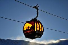 Gondola - GRAND JET - Slovakia Stock Photos
