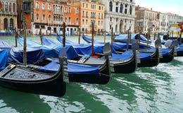 gondola Italy Venice Zdjęcia Stock