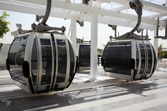 Gondola lift Royalty Free Stock Photos